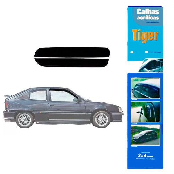 calha de chuva automotiva traffic 2 portas rn2206 tiger