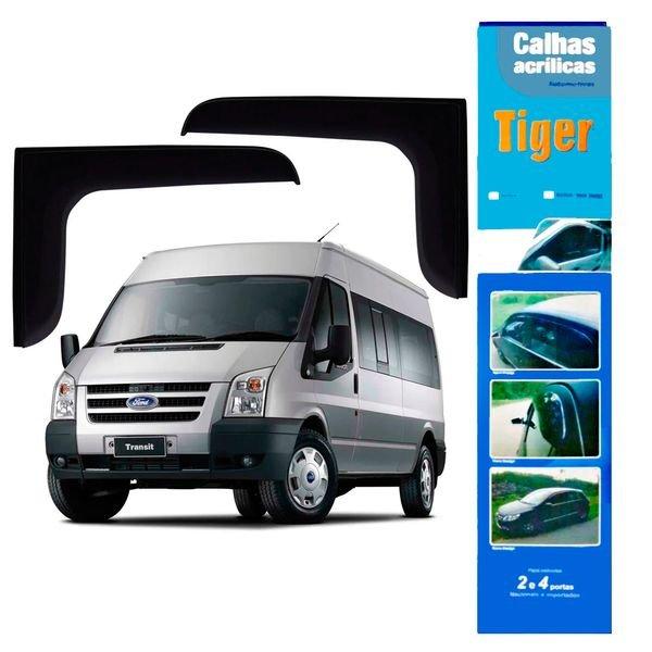 calha de chuva automotiva transit 2 portas fd8666 tiger