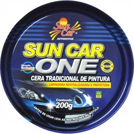 carro automotivo cera sun car