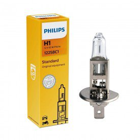 lampada philips original h1