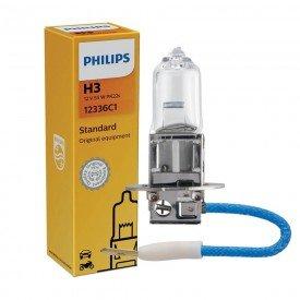 lampada philips original h3
