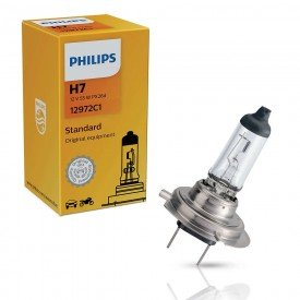 lampada philips original h7