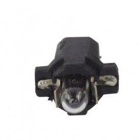 lampada filamento para painel de automoveis 12v 1 2w