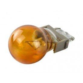 lampada filamento s25 12v 32cp wedge 27w amber teslla 04