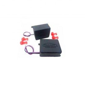 canceller para farol de led alto baixo ou neblina tll04 35w a 55w tromot