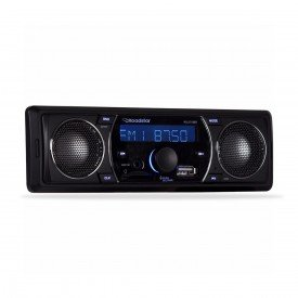 radio automotivo rs2710br com falantes embutidos roadstar 2