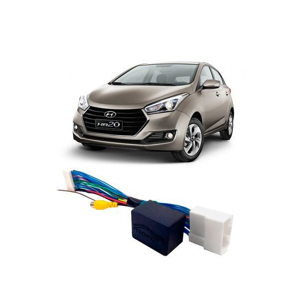 interface desbloqueio video hyundai hb20 2016 tuh05 tromot