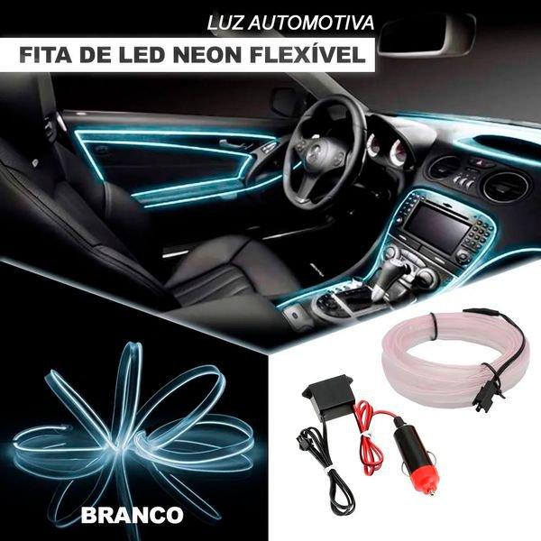 fita neon flexivel automotiva para interiores shocklight escolha a cor 3