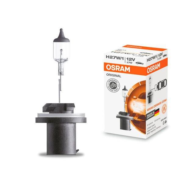 lampada halogena h27 1 880 12v 27w osram