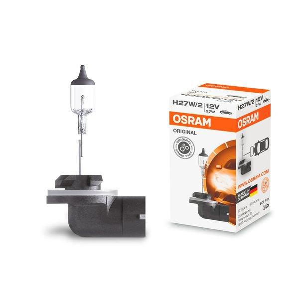 lampada halogena h27 2 881 12v 27w osram