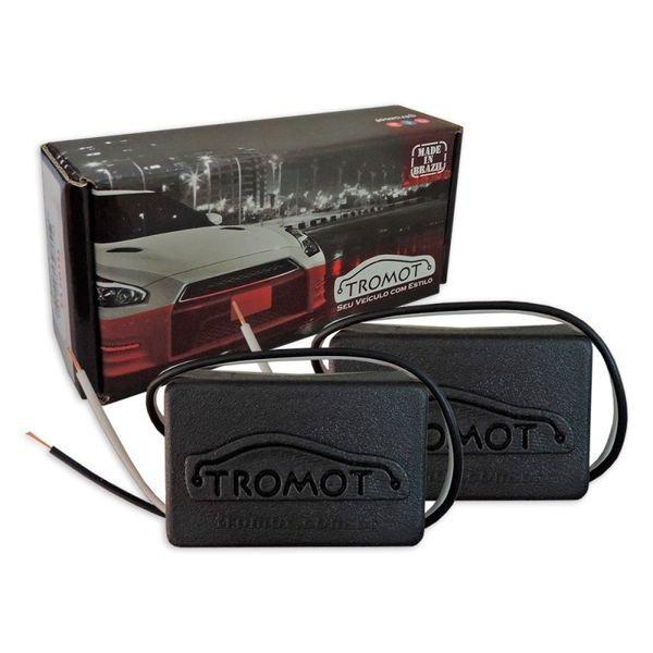 canceller para leds de lanterna e luz de placa tll01 5w tromot