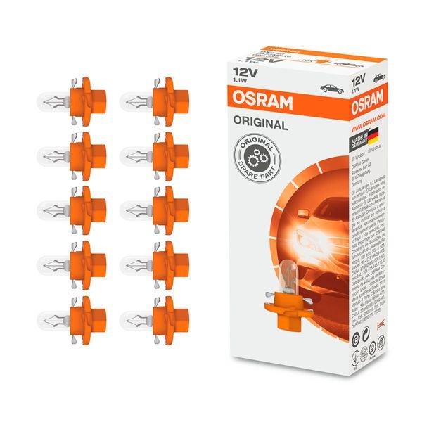 lampada 2473mfx6 1w 12v 10 pc osram