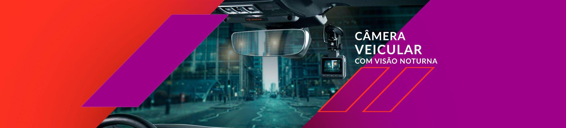 camera veicular filmadora carro automotiva filmagem estrada parabrisa