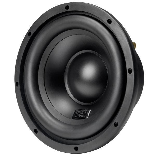 alto falante subwoofer 8 polegadas 4 ohms 200w rms 0804 sw 2 nar audio 0804 sw 2 3
