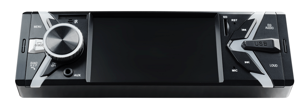 dvd player mp5 1 din bluetooth groove usb sd aux app p3342 multilaser