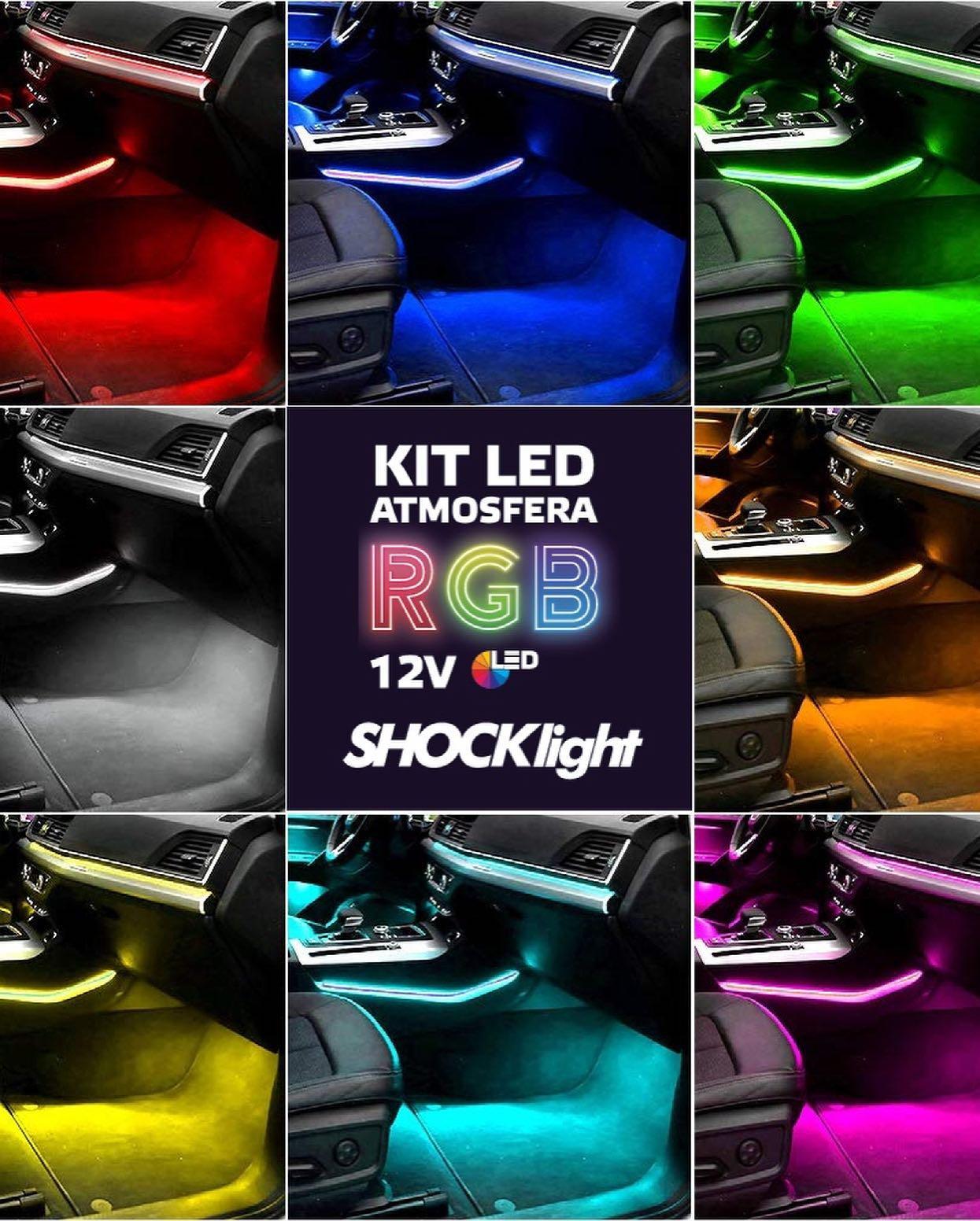 car atmosphere light 5